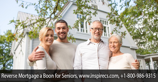 Reverse Mortgage a boon for seniors