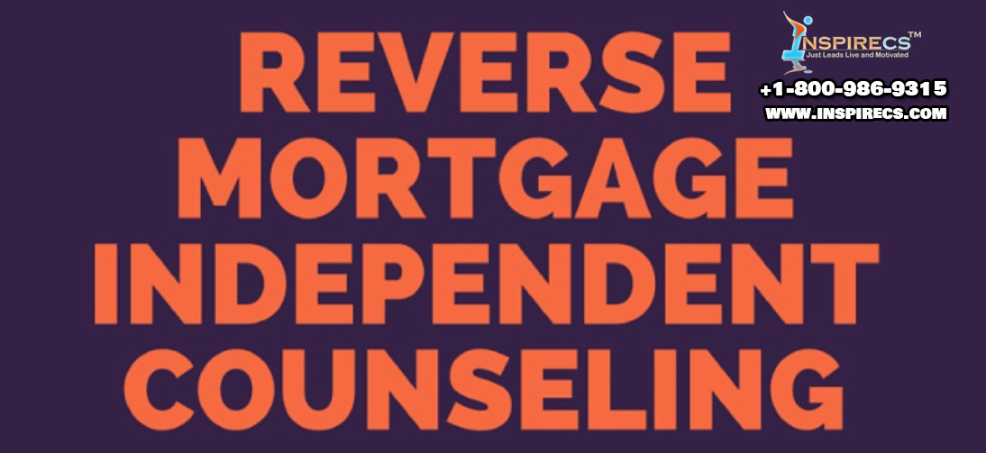 Reverse Mortgage Independent Counseling