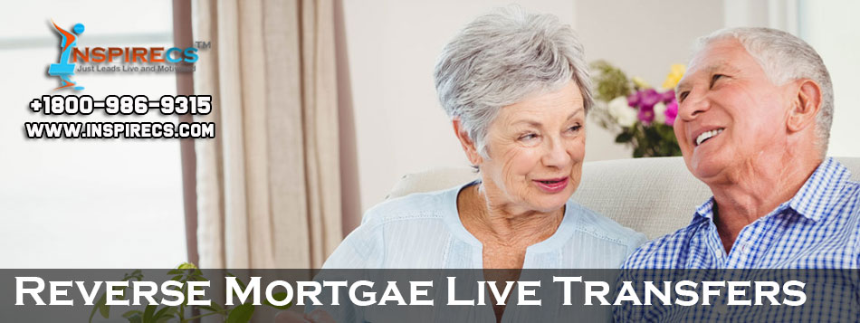 What is Reverse Mortgage Live Transfers