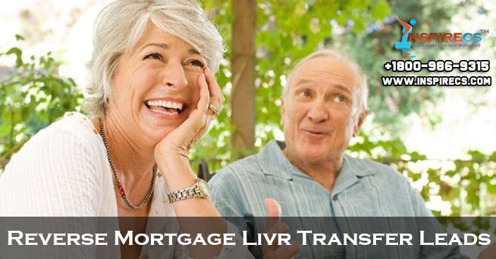 Reverse Mortgage Live Transfer Leads