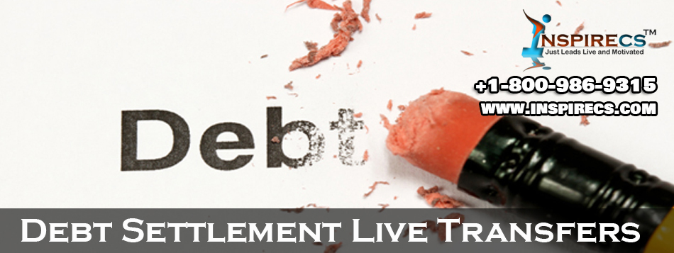 Debt Settlement Live Transfers