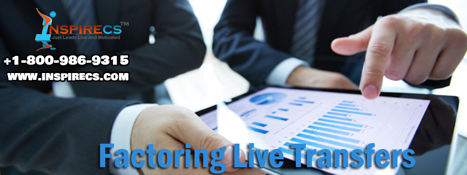 Factoring Live Transfers
