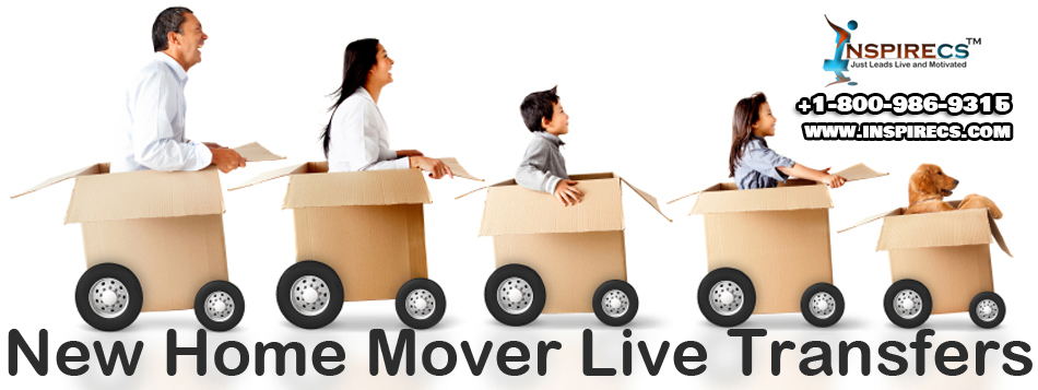 New Home Mover Live Transfers